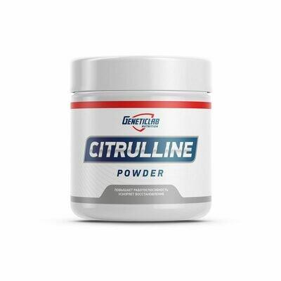 Citrulline Powder GeneticLab