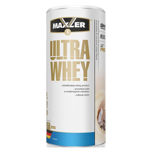 Ultra Whey Maxler