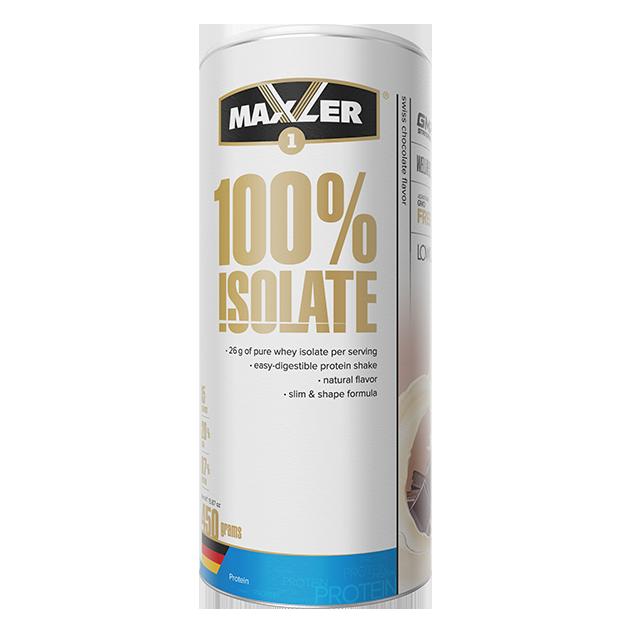 100% Isolate Maxler
