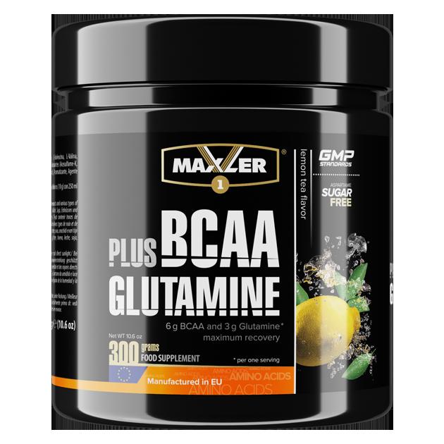 BCAA + Glutamine Maxler