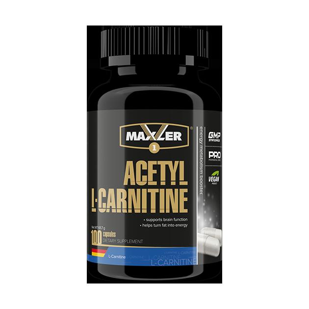 Acetyl L-Carnitine (DE) Maxler