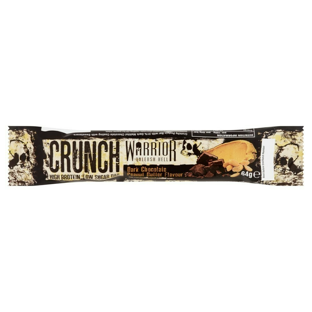 Crunch Bar Warrior