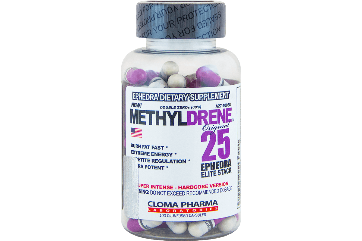 Methyldrene Elite Cloma Pharma
