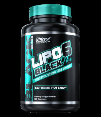 Lipo 6 Black Hers Nutrex