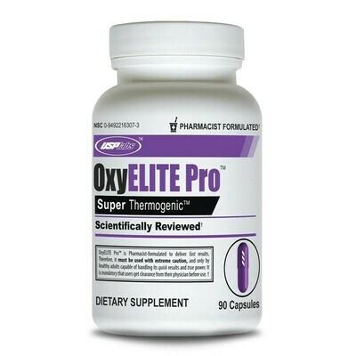 OxyElite Pro USPlabs
