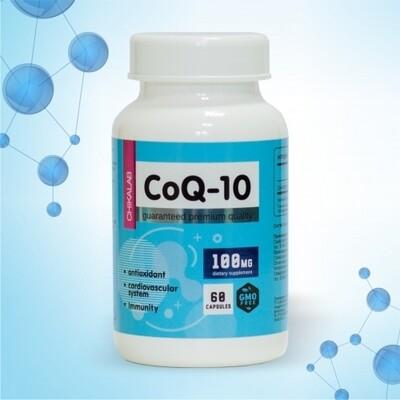 CoQ10 100mg Chikalab