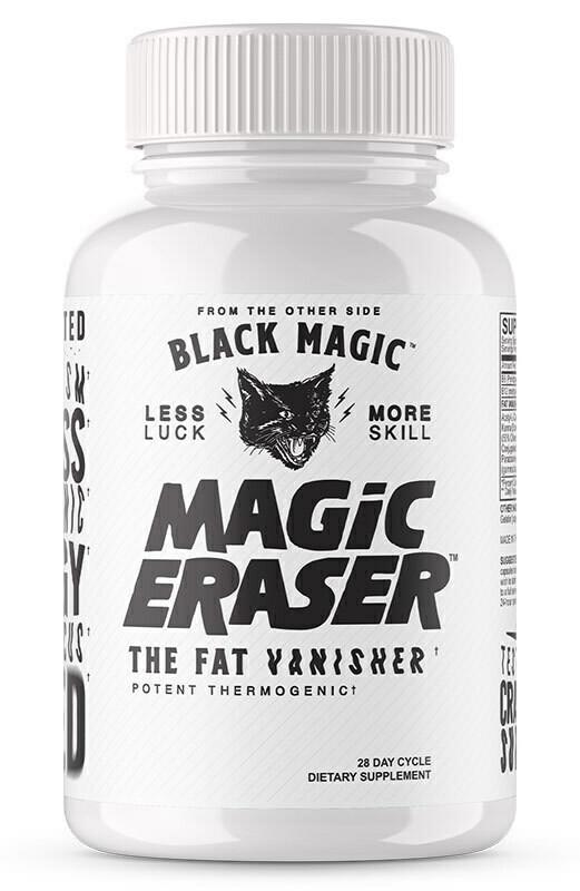 Magic Eraser Black Magic