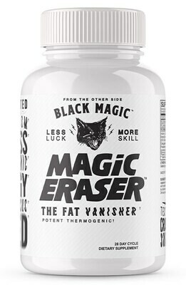 Magic Eraser Black Magic