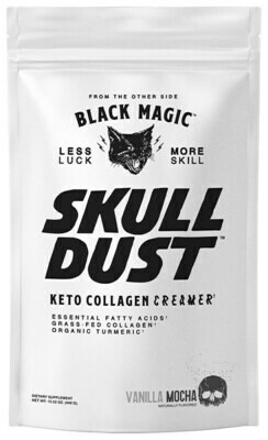 Skull Dust Black Magic