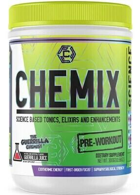 Pre Workout Chemix Lifestyle
