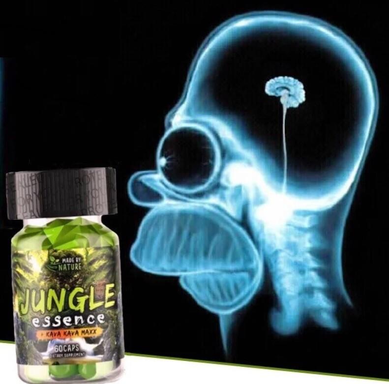 Jungle Essence Revange Nutrition