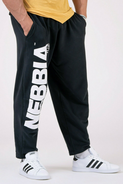 Спортивные брюки Beast Mode On iconic 186 NEBBIA