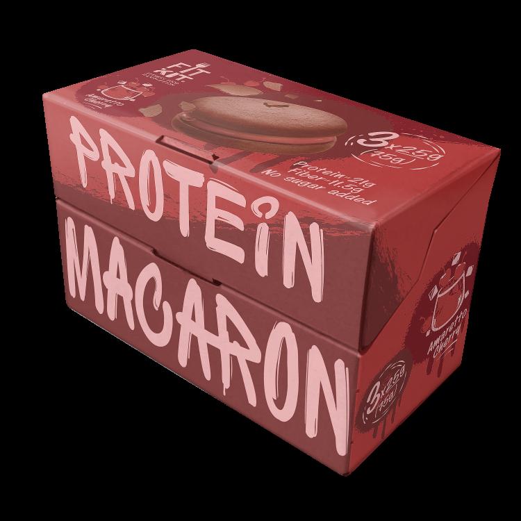 Protein Macaron Fit Kit