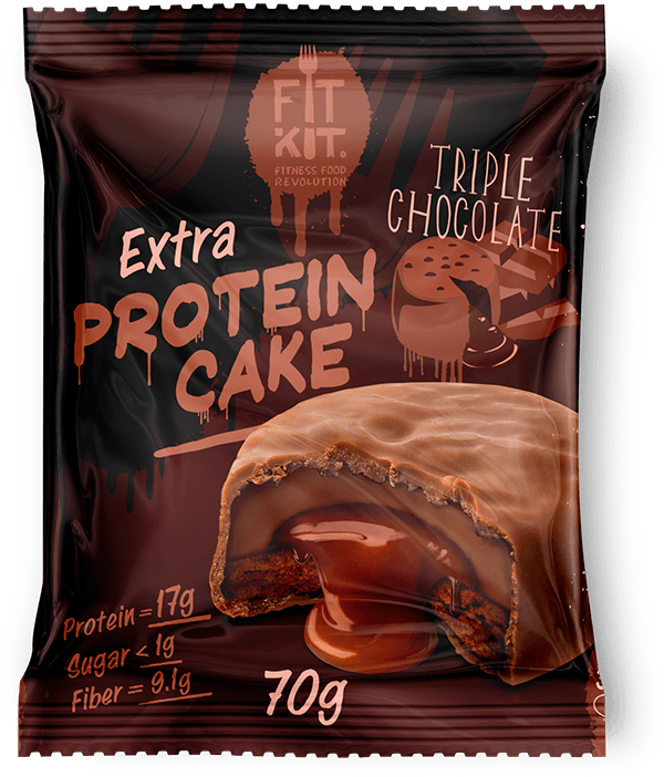 Extra Protein Cake Fit Kit