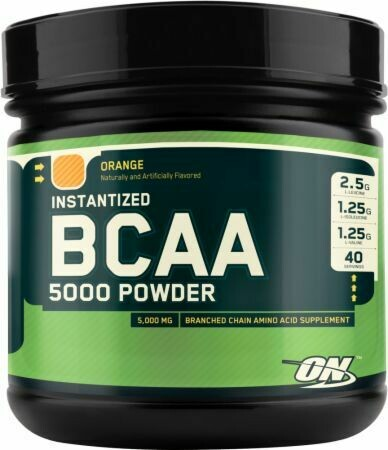 BCAA 5000 Powder Optimum Nutrition