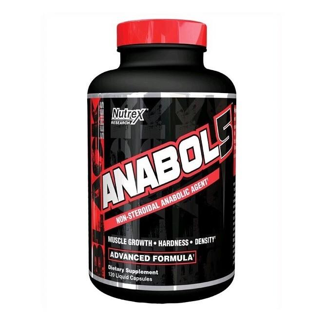 Anabol BLACK 5 Nutrex