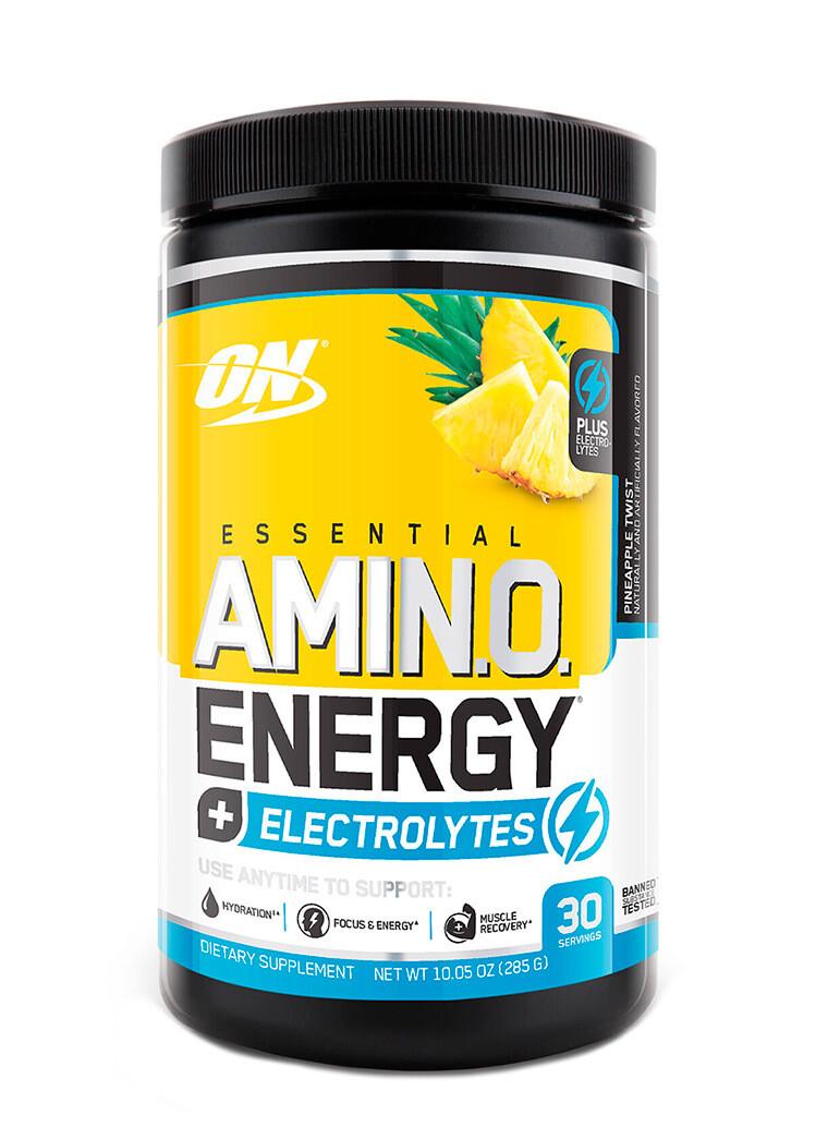 Amino Energy + Electrolytes Optimum Nutrition