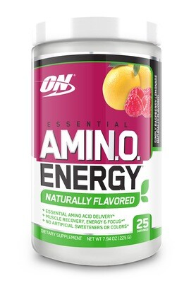Amino Energy Naturally Flavored Optimum Nutrition