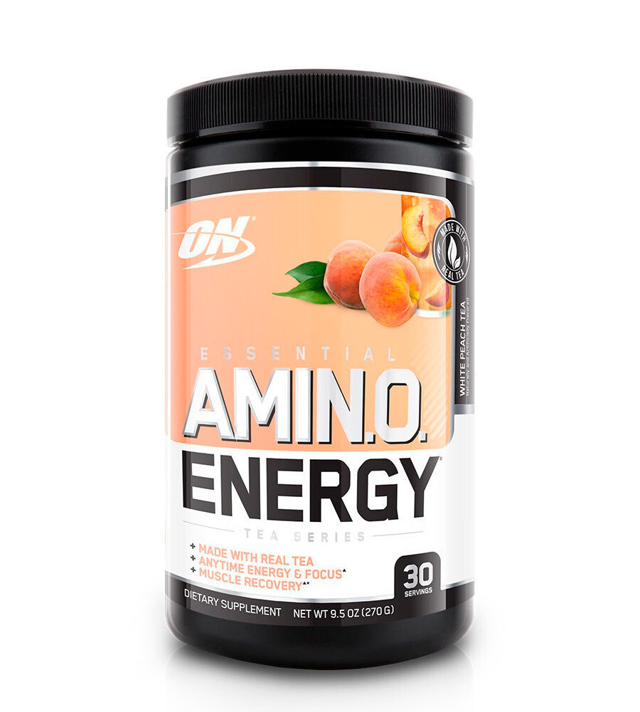 Amino Energy Tea Series Optimum Nutrition
