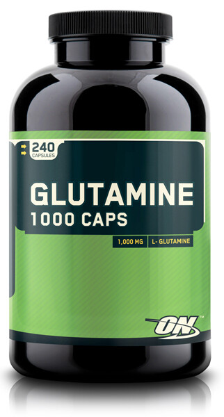 Glutamine Caps 1000 Optimum Nutrition