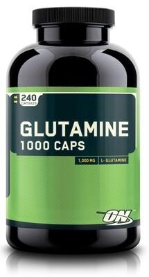 Glutamine Caps 1000 Optimum Nutrition