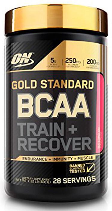 Gold Standard BCAA Optimum Nutrition