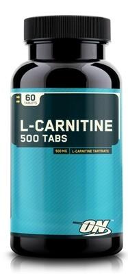 L-Carnitine 500 Optimum Nutrition