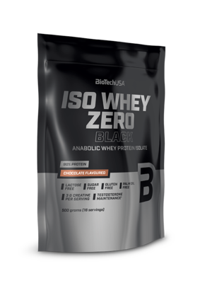 Iso Whey Zero Black BioTech USA