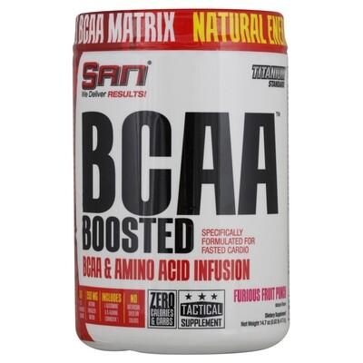 BCAA Boosted SAN