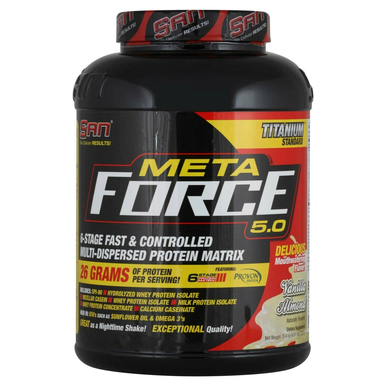 Meta Force 5.0 SAN