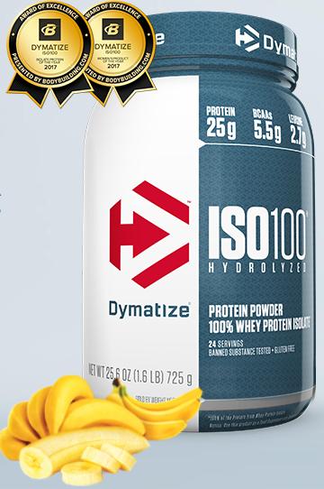ISO-100 Dymatize