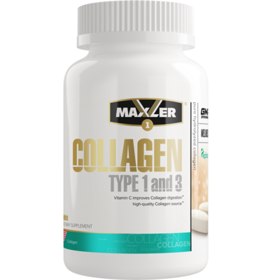 Collagen type 1 and 3 Maxler