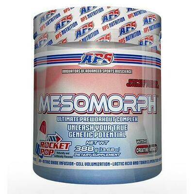 MESOMORPH APS Nutrition