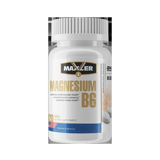 Magnesium B6 Maxler