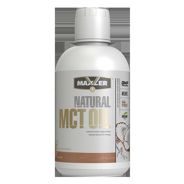 MCT Oil Natural Maxler