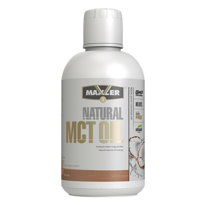 MCT Oil Natural Maxler