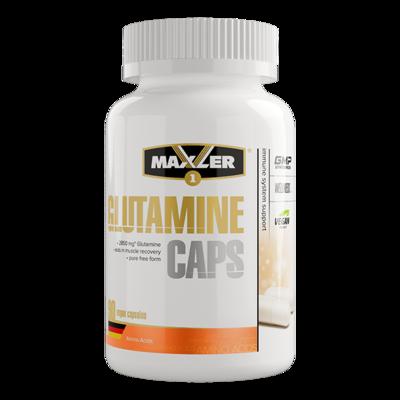 Glutamine Caps Maxler