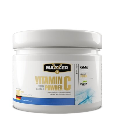 Vitamin C Sodium Ascorbate Powder Maxler