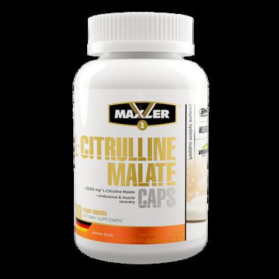 L-Citrulline Malate caps Maxler