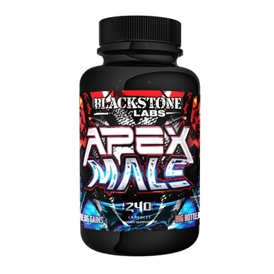 Apex Male BlackStone Labs