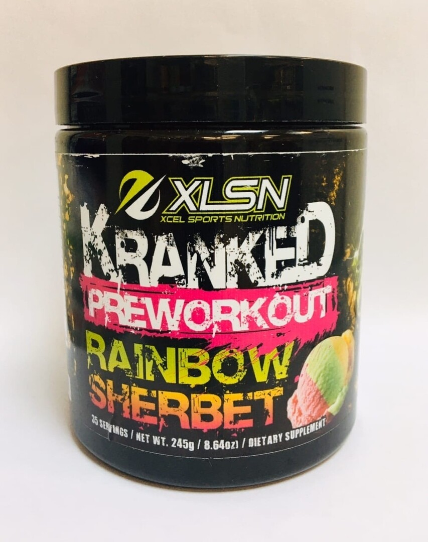 Kranked Xcel Sports nutrition 245 г