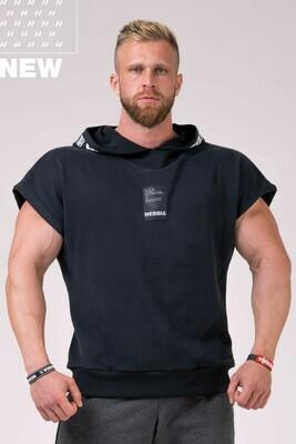 Мужская футболка Nebbia Reg top with hoodie 175