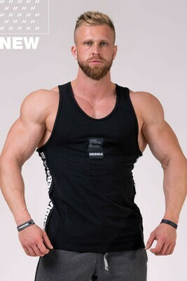 Мужская майка Nebbia Singlet Your potential is endless 174