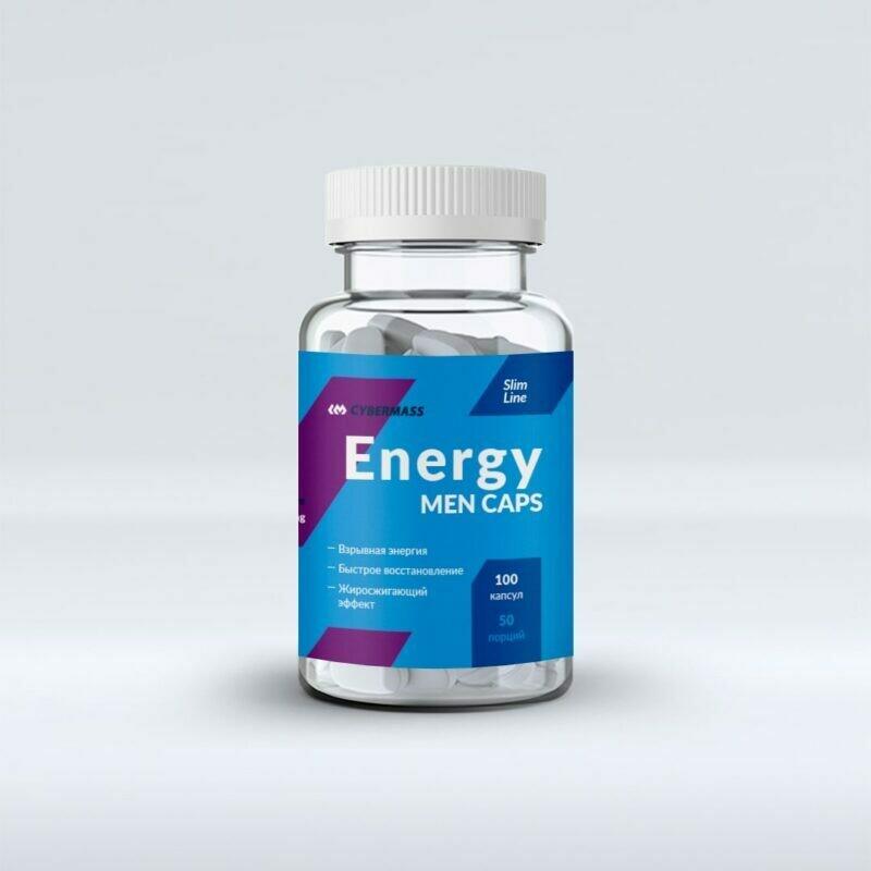 Energy Men Caps CyberMass