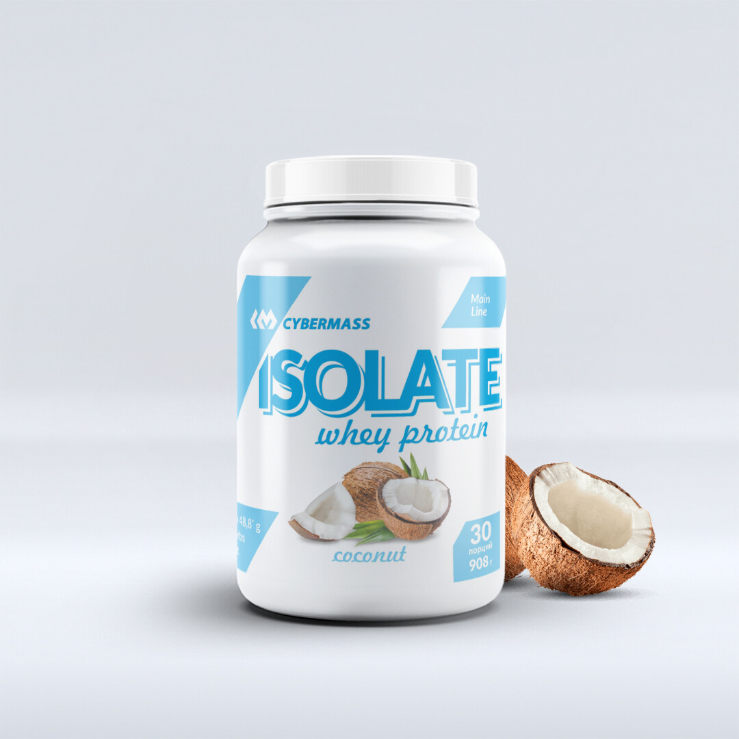 Isolate Whey CyberMass