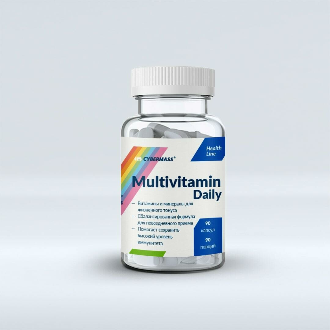 Multivitamin Daily CyberMass