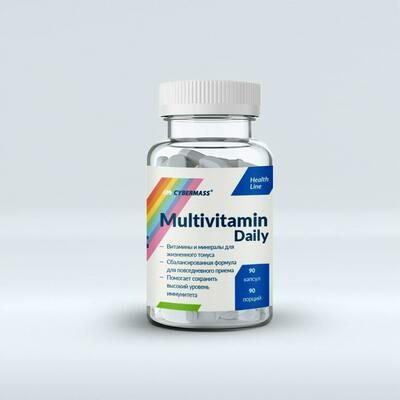Multivitamin Daily CyberMass