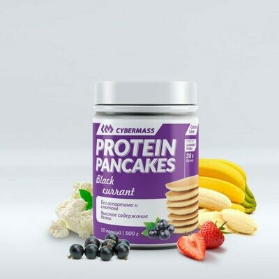 Protein Pancakes CyberMass
