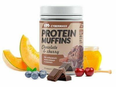 Protein Muffins CyberMass