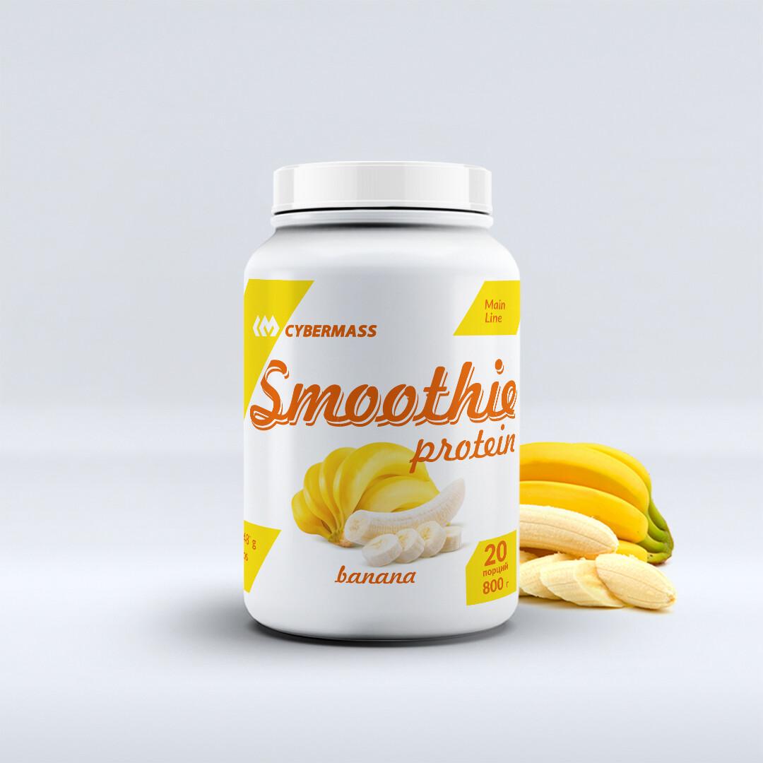 Protein Smoothie CyberMass